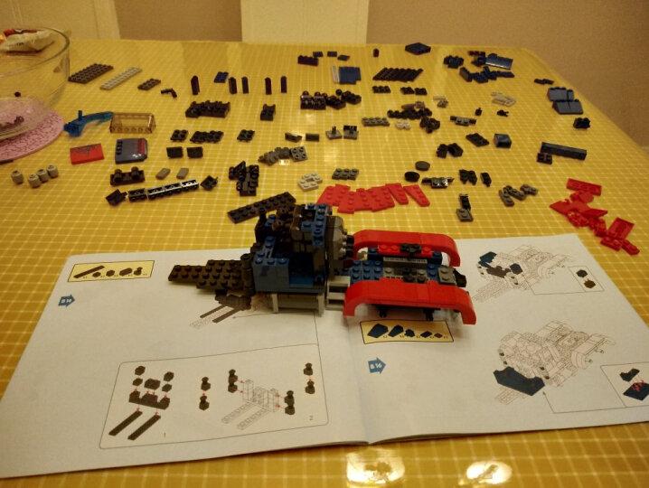 古迪儿童积木组装拼装拼插拼图变形玩具金刚机器人大黄蜂擎天柱飞机模型兼容乐高男孩益智玩具新乐新 大型客机 晒单图