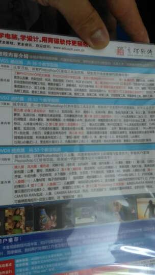 用多媒体学photoshop CC(云时代)(DVD-ROM) 晒单图