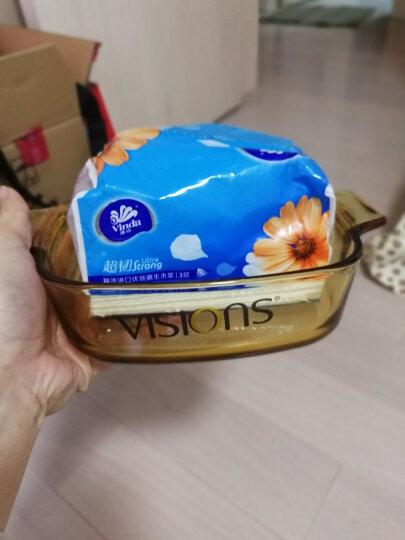 美国康宁Visions 晶钻锅进口玻璃煮锅汤锅粥锅明火直烧深锅 炖汤煲3.5L VS-35-DI 晒单图