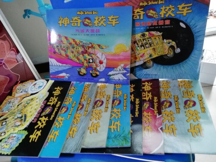 【正版包邮】神奇校车第一辑全11册图画书 神奇校车在人体中游览 奇妙的蜂巢 迷失在太阳系 晒单图