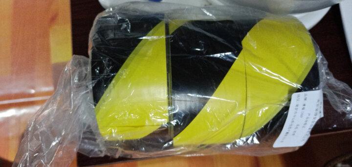 谋福 警示胶带 地板胶带斑马线胶带 PVC隔离带 地面划线胶 地毯场馆舞台车库使用胶带地胶 加宽6厘米红色 晒单图