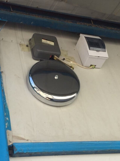 德力西电气 定时开关打铃器220v控制器 学校时控开关微电脑时间定时  晒单图