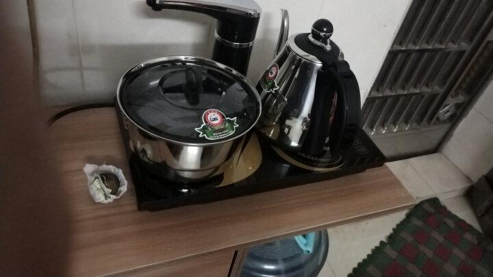 新功(SEKO) 全自动上水电热水壶304不锈钢电水壶热水壶烧水壶自动上水电茶炉 晒单图