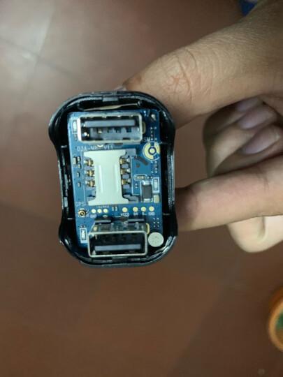 卡斯兰 车载gps定位器汽车定位器车用充电器双USB跟踪器免安装车辆跟踪防盗器 【定位+防盗+远程录音】收到即可用KSL1515 晒单图