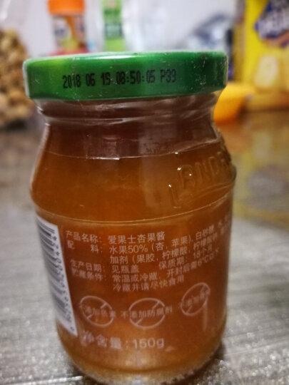 爱果士(ANDROS) 果肉杏果酱 150g 晒单图