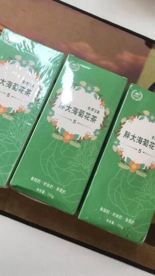 金萃农园 冬瓜荷叶茶 花草茶荷叶茶  荷叶橘皮甘草组合袋泡花茶100克/盒 晒单图
