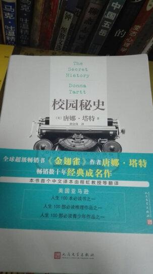 校园秘史 外国小说 唐娜 塔特   2049562 晒单图