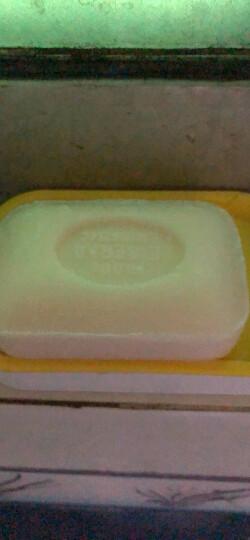 法国进口 南法风手工精油皂(洗面奶男女 )洗脸洁面皂控油祛痘除螨硫磺皂去螨虫香皂海盐皂去黑头角质 马奶味 100g 晒单图