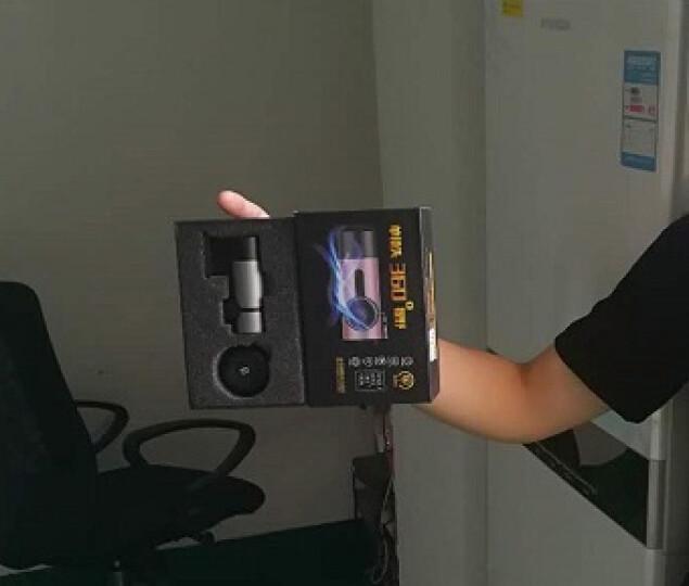 亮视线G6 智能停车监控记录仪迷你无线汽车行车记录仪360度全景高清夜视24小时停车防划车监控摄像头 G6玫瑰金 标配+16G卡 晒单图