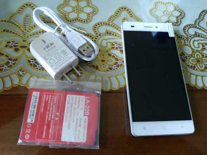 小辣椒 红辣椒 T5+白色 2GB+16GB 移动4G手机 双卡双待 晒单图