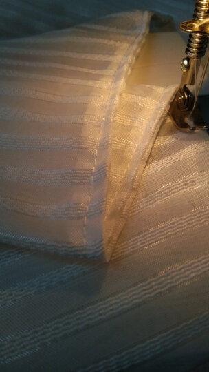 【送原装扩展台+针线盒十件套】芳华 缝纫机201家用电动多功能迷你缝纫机手动吃厚微型脚踏机小型 201型 家用缝纫机 晒单图