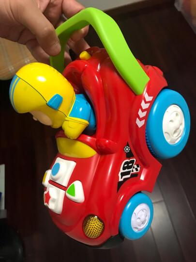 伟易达Vtech 炫舞遥控车卡通玩具 儿童玩具 遥控车 无线电动赛车 2-5岁男孩玩具 晒单图