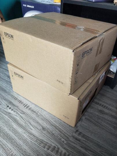 爱普生(EPSON) 办公家用投影仪(高清接口 3200流明 支持无线 侧投 便携易用) CB-S05E(CB-S04E升级版)3200流明 标配+100英寸电动幕 晒单图