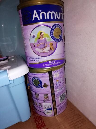 安满(ANMUM) 孕妇奶粉原装进口 哺乳期孕产妇妈妈奶粉800克  晒单图