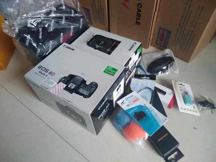 佳能(Canon)EOS 6D2/6D Mark II 全画幅数码单反相机 EF 24-70/2.8L II USM套装 晒单图