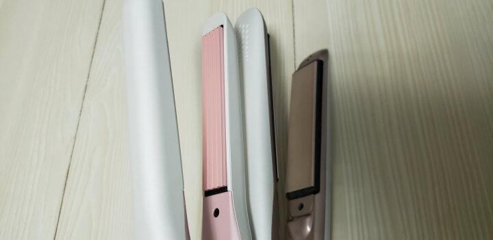 lena 直发器美发直板夹卷发棒 电夹板直发卷发两用电熨板 水润负离子拉直外翻内扣刘海卷发器 LN-508 晒单图