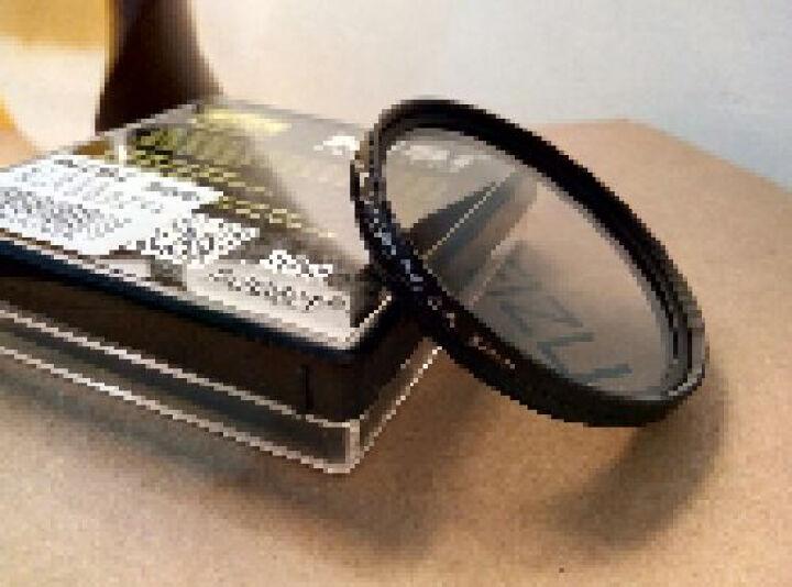 耐司(NiSi)CPL 52mm 圆形偏光镜  增加饱和度 提高画质 玻璃材质 单反滤镜 风光摄影 晒单图