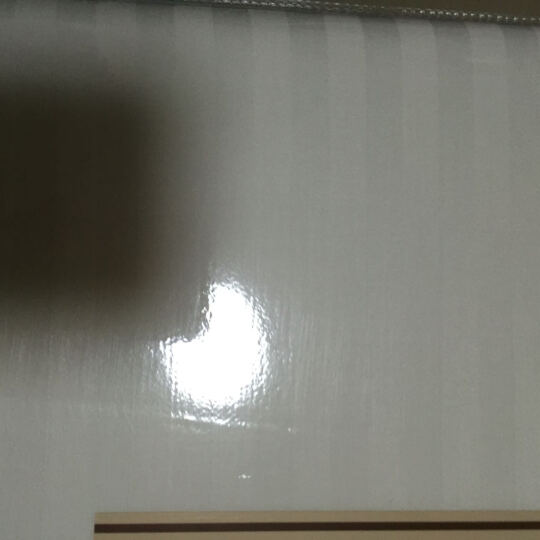 馨欣家纺 全棉缎条四件套 纯色单双人酒店宿舍床上用品 白色 1.2米床三件套 晒单图