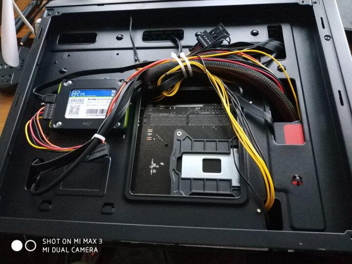 航向者 i7级六核/GTX1060/16G内存DDR3/240G游戏台式吃鸡电脑主机DIY组装机 默认款 晒单图