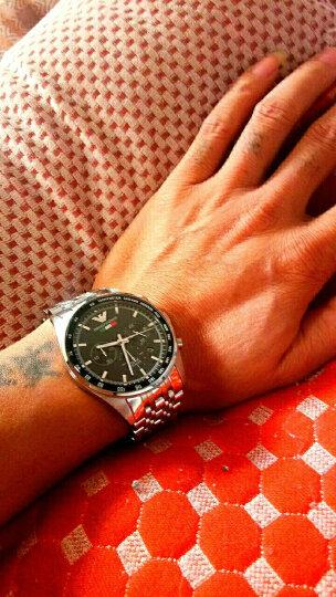 阿玛尼(ARMANI)手表男士手表情侣手表时尚商务休闲非机械表多功能男表 AR5983 晒单图