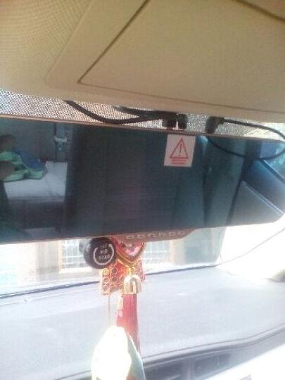 车玛仕(CHEMAS) 行车记录仪大屏前后双录高清大广角记录仪 5英寸行车记录仪 官方标配 晒单图