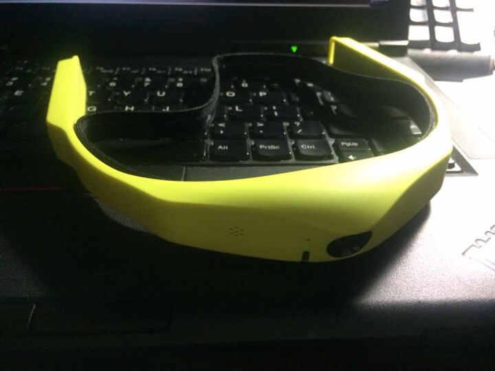 风云客(Foream) 星影X1 可穿戴 互联网 视频社交化 摄像机 萤火黄 晒单图