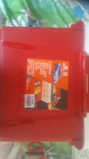 安马(Amausa)家车多用途密封后备箱居家收纳置物箱杂物整理箱 H600 40升 黑色 晒单图