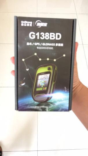 集思宝G120BD北斗手持GPS定位仪经纬度坐标gps测量仪g138bd高精度面积测亩仪户外导航仪器 G138BD 套 套 晒单图