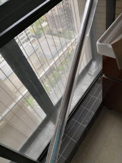 绩家(JIGA) 绩家不锈钢厨房挂件厨房置物架壁挂刀架调料架锅盖架碗碟沥水架 可折叠碗架 晒单图