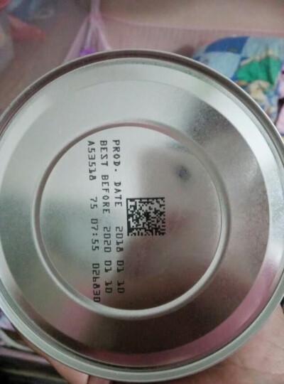 美素佳儿(Friso Prestige) 皇家儿童配方奶粉4段(3岁以上至6岁适用) 800克 (荷兰原装进口) 晒单图