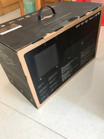 雷蛇(Razer)利维坦巨兽 5.1声道立体声低音炮环绕条形音箱 游戏音箱 有线无线连接 黑色 晒单图
