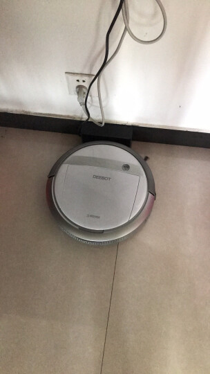 【京东JOY联名款】科沃斯 Ecovacs DG710 倾城扫拖吸一体真智能规划 家用全自动吸尘器扫地拖地机器人 晒单图