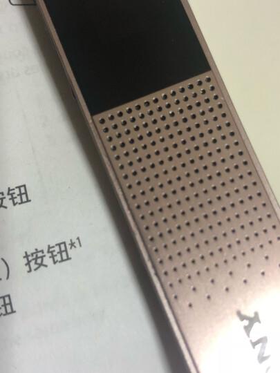 索尼(SONY) 数码录音笔ICD-TX650专业会议学习录音棒 16GB大容量 棕色 晒单图