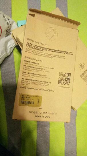 莫凡 vivoX20手机壳/保护套全包边TPU透明壳四角气垫防摔软壳 适用于vivo x20 晒单图