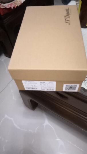 S.T.Dupont/都彭 男士日常休闲 牛皮 套脚男鞋 G18235739 蓝色 40 晒单图