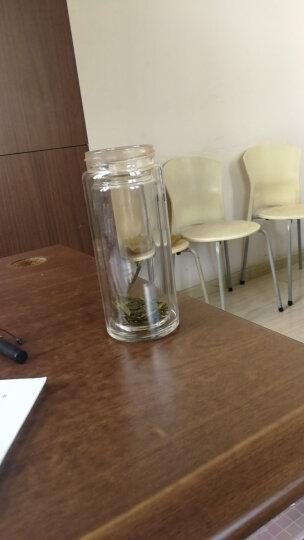 蔡司伊康(ZEISSIKON) 电热杯电热水杯小型便携出国旅行电热水壶迷你小容量保温加热 银色 晒单图