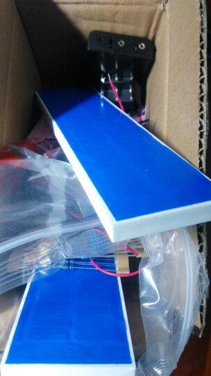 云野 面包板 实验板 白色面包板 测试板 免焊式电路板 SYB-130型 17.8x4.6x0.86CM 晒单图