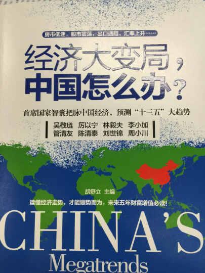 经济大变局,中国怎么办? 晒单图