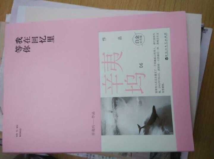 我在回忆里等你(白金纪念版)(06) 辛夷坞 小说文学 书籍 晒单图