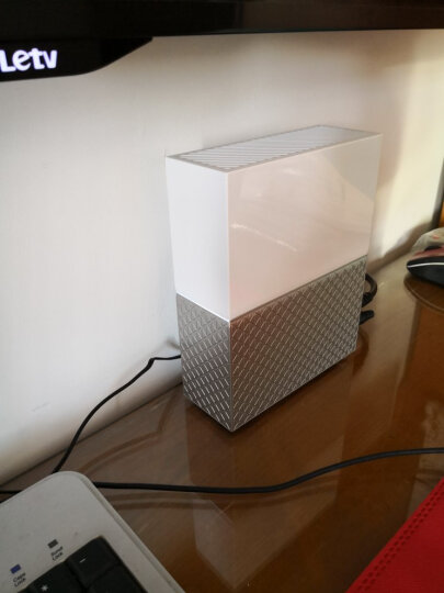 西部数据(WD) My Cloud Home 3.5英寸 网络存储企业存储 移动硬盘 单盘 8TB 晒单图
