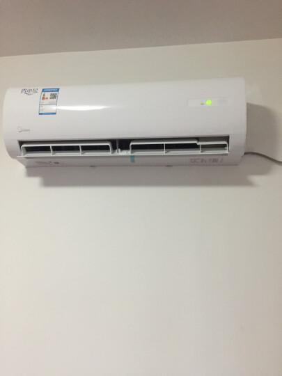 美的(Midea)空调大1.5匹省电星冷暖壁挂式挂机定速 KFR-35GW/DY-DH400(D3) 晒单图