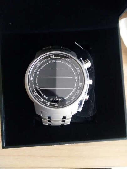 颂拓(SUUNTO)手表 ELEMENTUM 元素山雄户外运动石英男表不锈钢SS014521000 晒单图