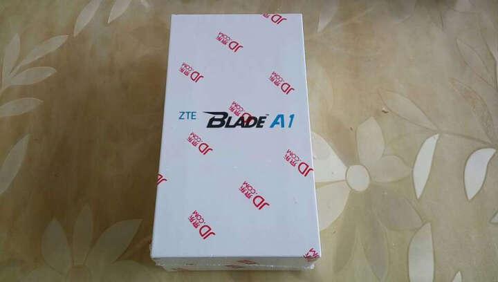 中兴(ZTE) A1 灵动白 移动4G双卡双待 晒单图