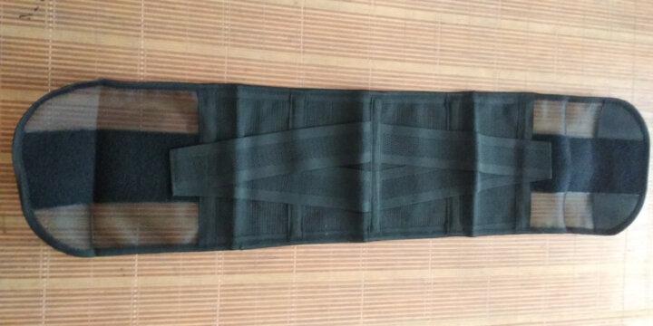 轩琳丽男士收腹带束腰带塑身衣腰封瘦腰减啤酒肚子塑腰带女 S803肤色加强版 晒单图