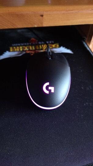 罗技(G)Pro有线游戏鼠标 RGB鼠标 吃鸡鼠标 绝地求生 12000DPI 宏编程鼠标 晒单图