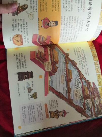 伟大的世界奇迹:画给孩子的人文奇迹旅行书-中国人漫画科普-洋洋兔童书(3-6岁) 晒单图