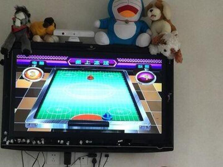 外星科技体感游戏机 家庭电视游戏机 亲子互动双人感应电玩 瑜伽毯 ET-66单机 晒单图