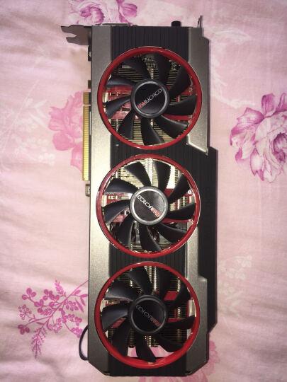 镭风(Colorfire)R9-370 1024SP 毒蜥Top-2GD5 1025/5600MHz 2048M/256bit GDDR5 PCI-E 3.0显卡 晒单图