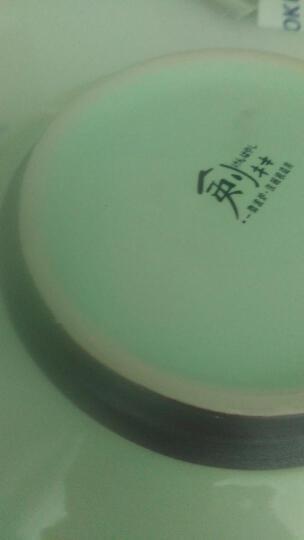 剑林 创意日韩欧式陶瓷器家用大汤碗7英寸米饭碗面碗沙拉碗 北欧印象 白色 晒单图