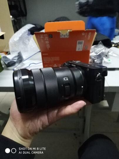 索尼(SONY)Alpha 6500 微单APS-C数码相机 G镜头套装(约2420万有效像素 18-105mm F4镜头 A6500)黑色 晒单图